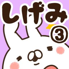 【しげみ】専用3