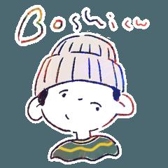 Boshiくん