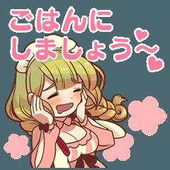 大繁盛!まんぷくマルシェ キャラクターA