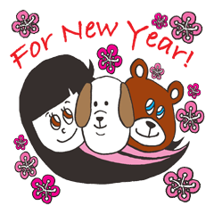 COCO'N'MAC for NEW YEAR!