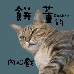 Cookie's method acting