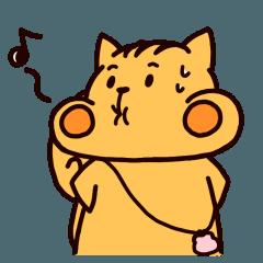 [LINEスタンプ] どんどんぐりのリス (1)