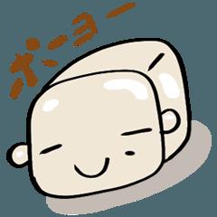 高野豆腐のポーヨー