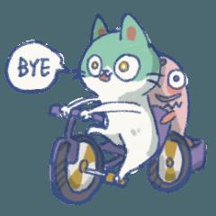 CAT&FISH ' s journey