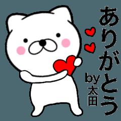 【太田】が使う主婦が作ったデカ文字ネコ2