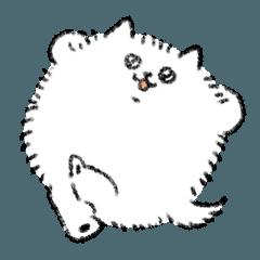 [LINEスタンプ] 毛玉犬2