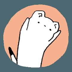 [LINEスタンプ] オコジョびじゅつ