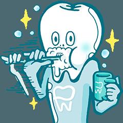輝け白い歯 デンタルボーイ