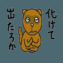 ひとりよがりなタヌキさん。Vol.2