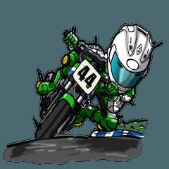 バイク乗りの日常(その5)