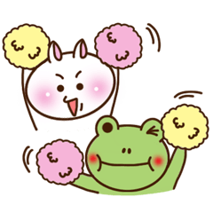 rabbit and frog 11