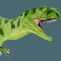 Jurassic Sticker English version1