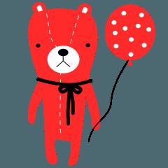 Teddy Bear*テディベアいろいろクマちゃん