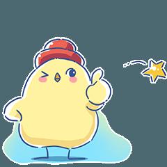 [LINEスタンプ] Pipu's Tiny Life