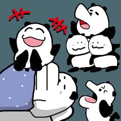 ファミリーパンダ 家族ぱんだ