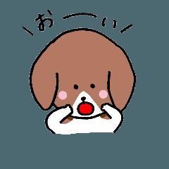 [LINEスタンプ] ビーグル好きのスタンプ