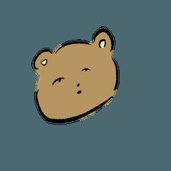 [LINEスタンプ] オノマトペクマ