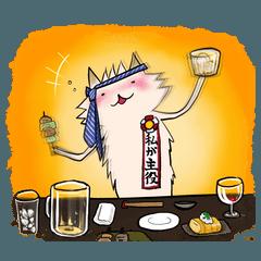 ポメ村さんの飲み会