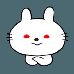 ムキリョクウサギ