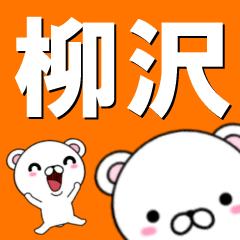 超★柳沢(やなぎさわ・やぎさわ・やなさわ)