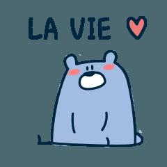 la vie bear
