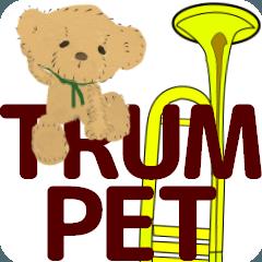 orchestra Trumpet animation English ver