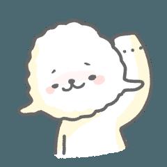 [LINEスタンプ] ひつじのずーちー