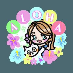 LaniちゃんとKai enjoyハワイ 3 winter