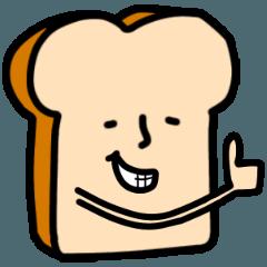 パンさんスタンプ