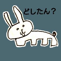 保育園の画伯♥️かわいい動物園