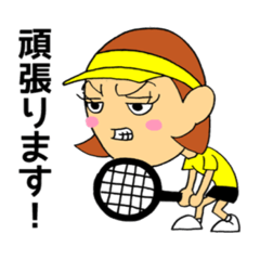 テニスあるある 女性版