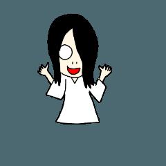 「花子 幽霊」の画像検索結果