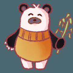 はらまき☆パンダ