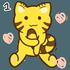 Butter Cat - I