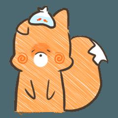 かわいいた狐 'yowoo'