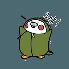 ボール赤いペンギン!! 'ボールペン'
