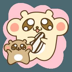 ハムスターのチョコハム【日常会話】修正版