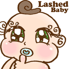 Lashed Baby