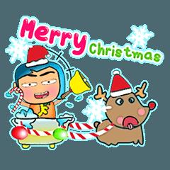 Maku Maku.17Merry Christmas.