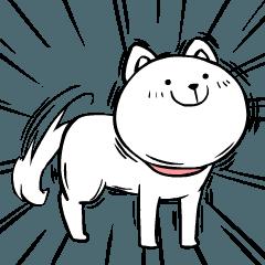 さけびたくてふるえる犬
