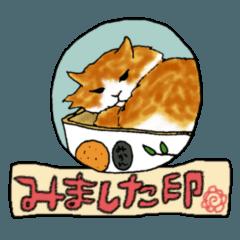 猫のエイトさん【使いやすさ重視】